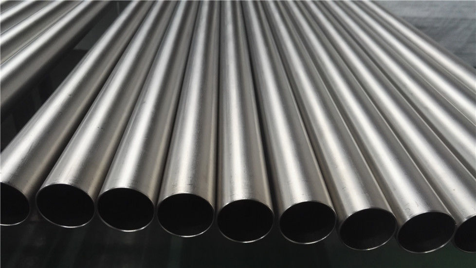 Gr12 Titanium Alloy Tube Outer Diameter Range 6 - 219mm For Chemical Industry