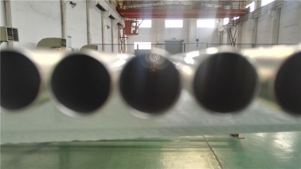 Low Density Precision Seamless Pipe ASME SB338 For Air Pollution Control Device